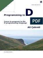 Programming in D