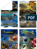 Project Brochure - Tourism in Philippines (Its More Fun In The Philippines)