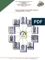 junta directiva 2013-2015