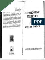 Luis Reed Torres, María del Carmen Castañeda - El Periodismo en México, 500 años de historia