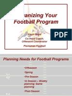 Organizational Presentation