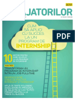 Ghidul Angajatorilor Internship Trainee 2014-2015