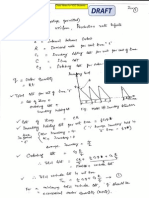 Inv Models - VCE Class Notes Marked as Draft