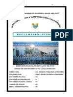 Reglamento Interno 2012 Verificado