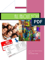 All About You Student Kit