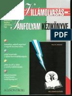 PAUL R.scheELE - Villamolvasas Teljes Elmevel Munkafuzet