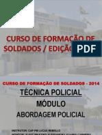 Slides Tecnica Policial