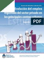 Informe 2ª trimestre empleo 2014