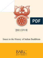 Issues in the History of Indian Buddhism