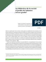 Alderoqui, S. Una Didáctica de Lo Social...