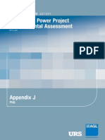 Appendix J Preliminary Hazard Analysis