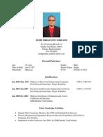 Firdaus Resume