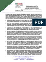 Oficio PRE 055 2014 Comunicado