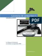 Legislación (Licencia Armas C)