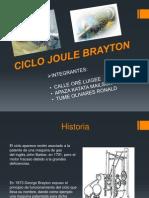Ciclo Joule Brayton
