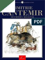 Cantemir Dimitrie - Descrierea Mold (Tabel Crono)