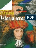 Cantemir Dimitrie - Istoria Ieroglifica1 (Tabel Crono)