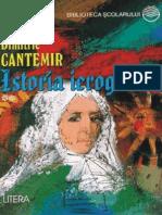 Cantemir Dimitrie - Istoria Ieroglifica2 (Aprecieri)