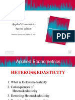 Chapter 06 - Heteroskedasticity