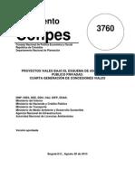 Estructuras DNP Para Autopistas 4G