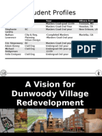 Dunwoody Village by Georgia Tech