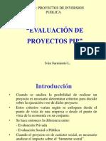 Taller Proyectos de Inversion Publica