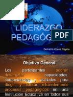 El Liderazgo Pedagogico Para Los Directores Ccesa1
