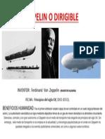 Zeppelin o Dirigible