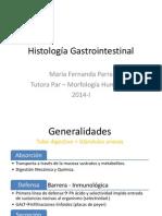 Histología Gastrointestinal