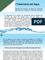 Evaluación Del Sistema de Inyección de Agua en El Campo Auca