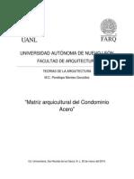 Matriz arquicultural del Condominio Acero.pdf