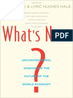 Whats Next Unconventional Wisdom on the Future of