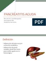 Pancreatitis Aguda UCIQ