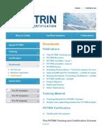 Publications Pvtrin