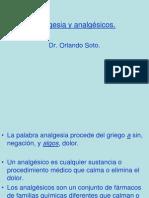 2. Analgesia