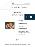 Manual de Granadilla