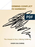 Transforming Conflict in Harmony