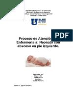 Caso Clinico Neonato