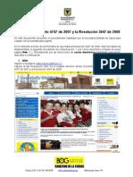Directriz Del Decreto 4747 de 2007 y La Resolucuon 3047 (1)