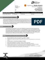 5toCiclo DisenoVisual4 Programa 2013
