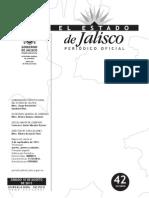 Ley de Movilidad y Trasporte Del Estado de Jalisco 08-10-13-II