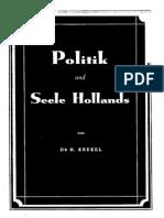 Politik und Seele Hollands