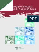 Construyendo Ciudadania Forjamos Un Pais Sin Corrupcion