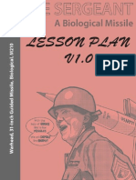 The Sergeant Lesson Plan