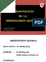 1. Fisiopatologia HTA