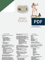 Tríptico Aromaterapia Módulo i