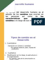 Teoria Del Desarrollo Humano