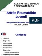Aula 4 AR Juvenil e Febre Reumatica