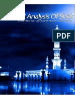 A Critical Analysis of Shirk QADHI
