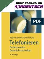Backwinkel Holger - Telefonieren Professionell
